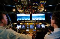 Flugsimulator Erlebnisse als Gutschein verschenken