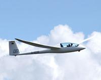 Segelfliegen im Segelflugzeug als Gutschein verschenken
